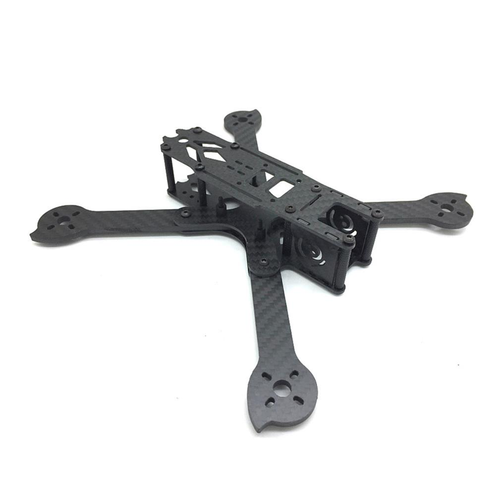 multi-rotor-parts Hecate5' 5 Inch 230mm Wheelbase 4mm Arm Thickness Carbon Fiber Frame Kit for RC Drone FPV Racing RC1337617 1