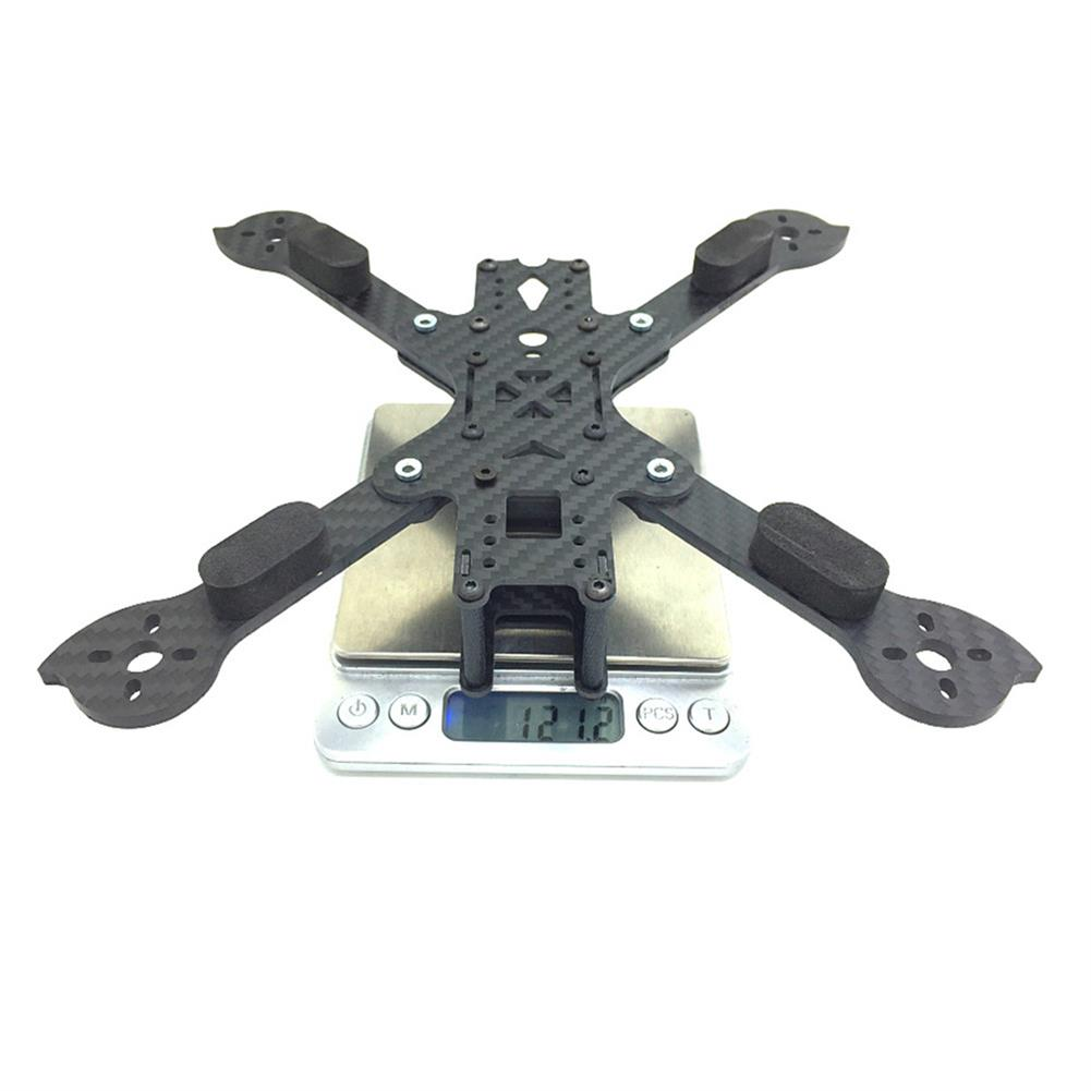 multi-rotor-parts Hecate5' 5 Inch 230mm Wheelbase 4mm Arm Thickness Carbon Fiber Frame Kit for RC Drone FPV Racing RC1337617 6