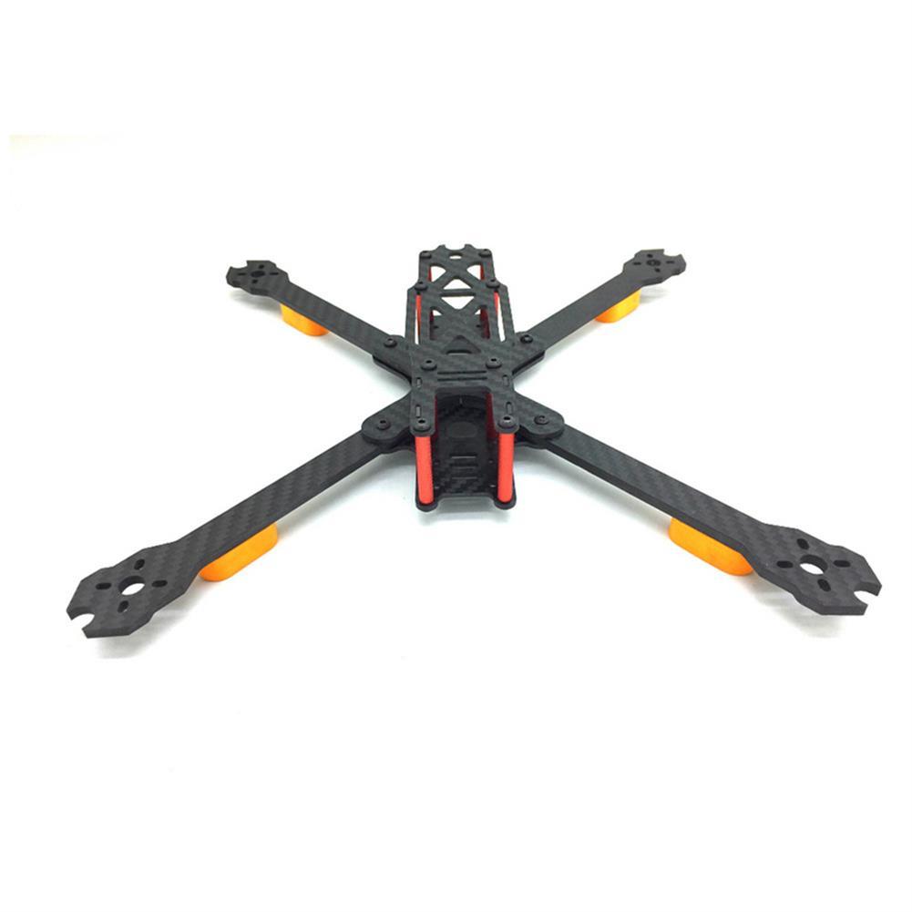 multi-rotor-parts Uranus'7 295mm Wheelbase 7 Inch Carbon Fiber Frame Kit 4mm Arm for RC Drone FPV Racing RC1337627 3