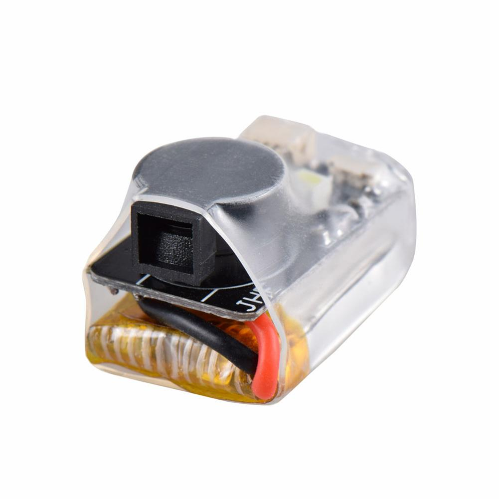 multi-rotor-parts JHE42B 110DBI Finder Buzzer Built-in Battery with LED Light for RC Drone F3 F4 F7 Flight Controller RC1338216 1