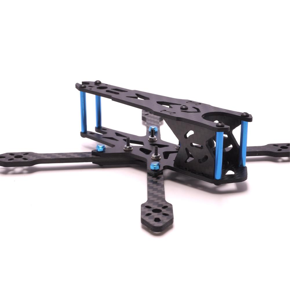 multi-rotor-parts T140 140mm FPV Racing Frame Kit 3mm Arm Carbon Fiber For RC Drone FPV Racing Multi Rotor RC1338219 2