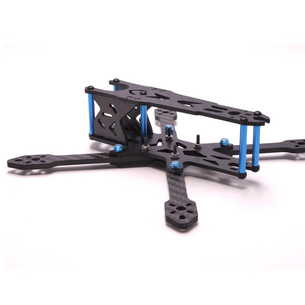 multi-rotor-parts T140 140mm FPV Racing Frame Kit 3mm Arm Carbon Fiber For RC Drone FPV Racing Multi Rotor RC1338219 3