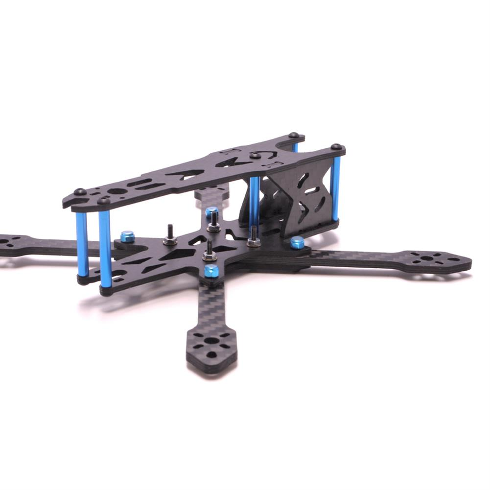multi-rotor-parts T140 140mm FPV Racing Frame Kit 3mm Arm Carbon Fiber For RC Drone FPV Racing Multi Rotor RC1338219 4