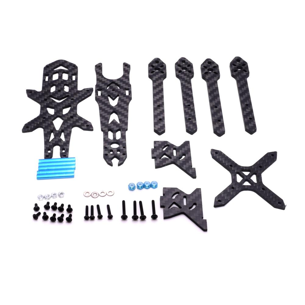 multi-rotor-parts T140 140mm FPV Racing Frame Kit 3mm Arm Carbon Fiber For RC Drone FPV Racing Multi Rotor RC1338219 5