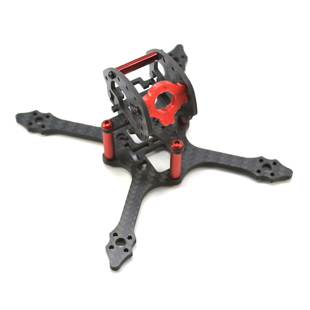 multi-rotor-parts HBFPV HBT110-V1 110mm Frame Kit Arm 3mm For RC FPV Racing Drone RC1338221 5