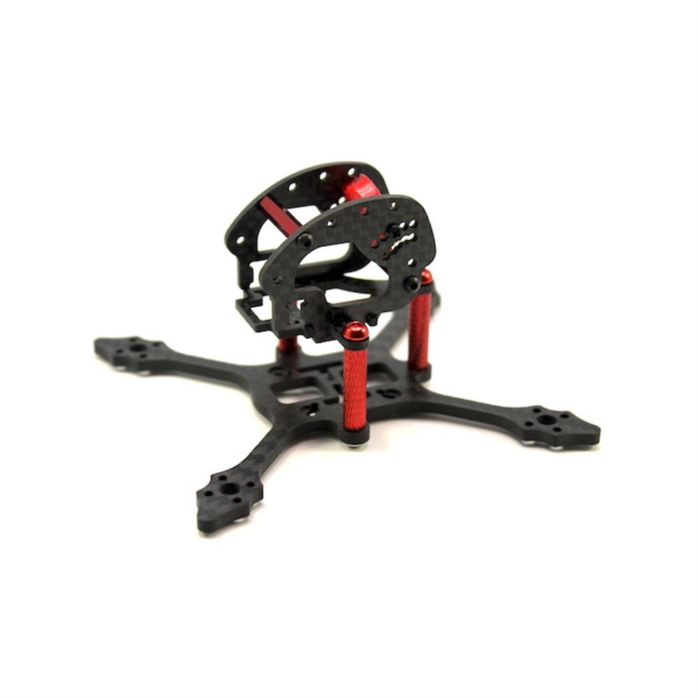 multi-rotor-parts HBFPV HBT100-V2 100mm Frame Kit Arm 3mm For RC FPV Racing Drone RC1338222 5