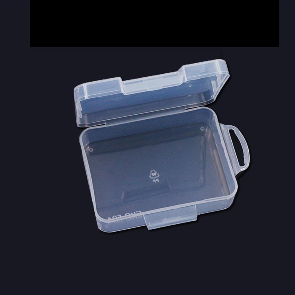 multi-rotor-parts 94mmx69mmx31mm PP Transparent Plastic Mini Storage Screw Box For Screws Nuts Spare Parts RC Model RC1338268