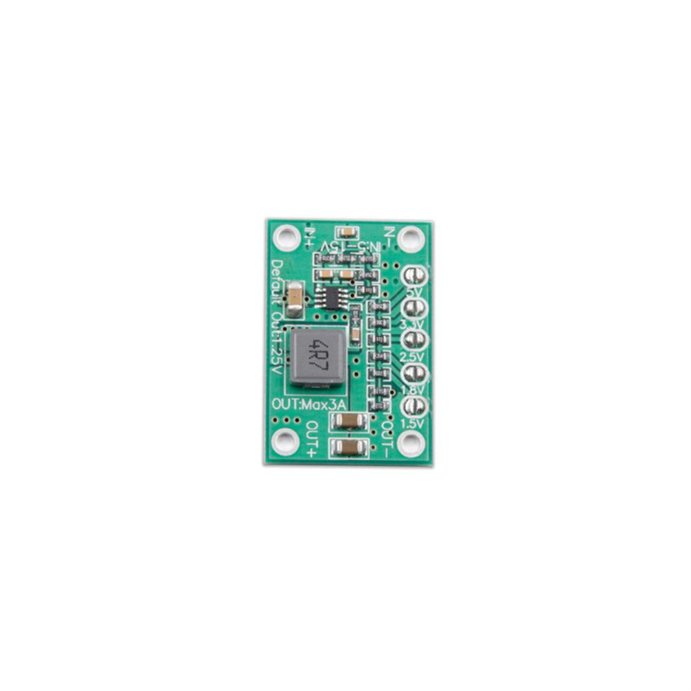 multi-rotor-parts Lantian DC-DC 5-15V to 1.25/1.5/1.8/2.5/3.3/5V Converter Step Down Module BEC for FPV RC Drone RC1339499 1