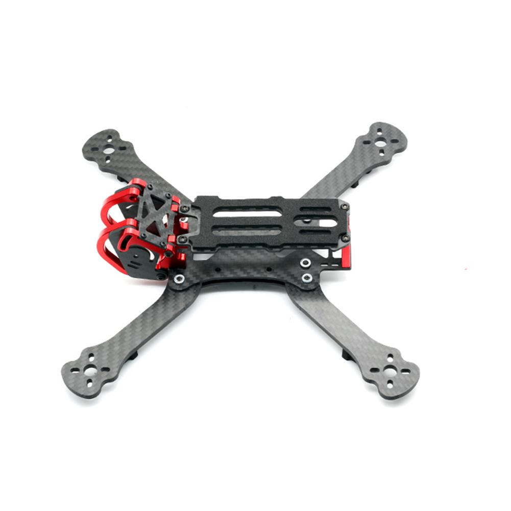 multi-rotor-parts HSKRC Karry240 240mm Wheelbase 4mm Arm Thickness Carbon Fiber Frame Kit for RC Drone FPV Racing RC1340120 2