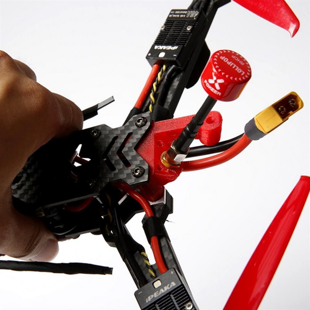 multi-rotor-parts iFlight 3D Printed TPU RC Drone FPV Antenna Fixed Mount Seat for iFlight iH3 XL5 V2 XL8 HL5 HL7 RC1341575 3