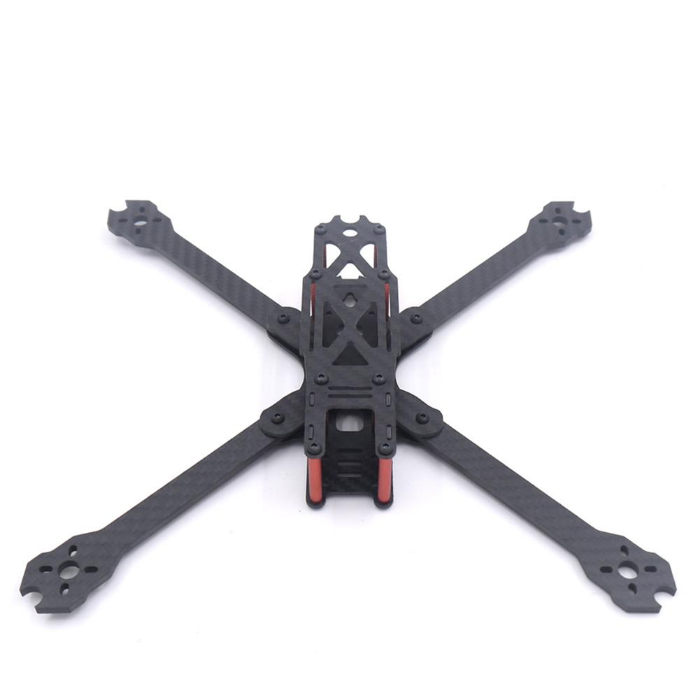 multi-rotor-parts QL7 V2 7 Inch 295mm Wheelbase 4mm Arm Thickness 3K Carbon Fiber Freestyle Frame Kit for RC Drone RC1342189