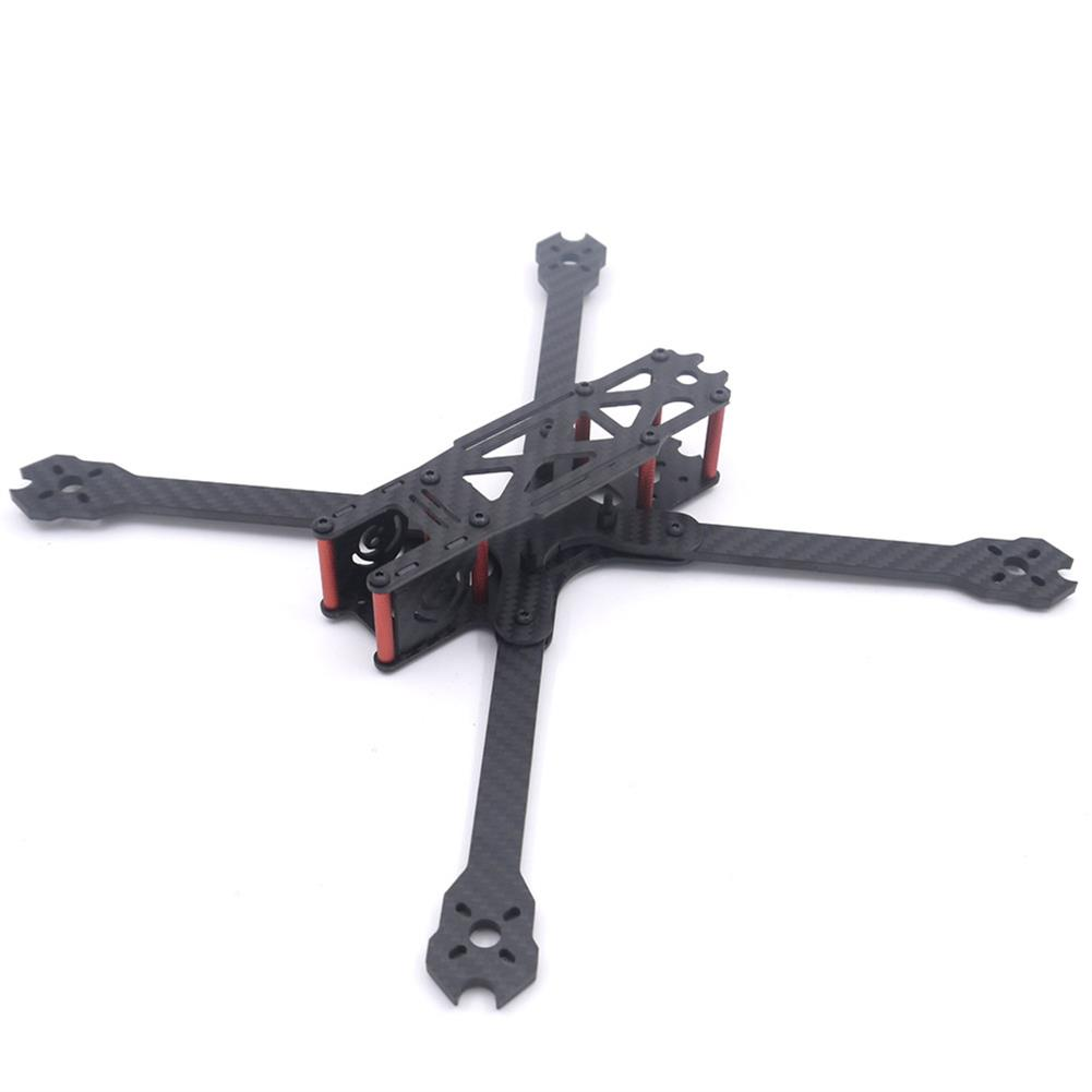 multi-rotor-parts QL7 V2 7 Inch 295mm Wheelbase 4mm Arm Thickness 3K Carbon Fiber Freestyle Frame Kit for RC Drone RC1342189 1