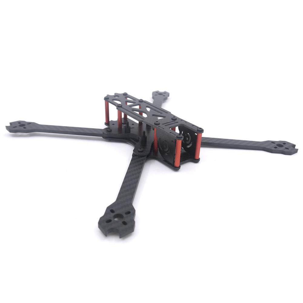 multi-rotor-parts QL7 V2 7 Inch 295mm Wheelbase 4mm Arm Thickness 3K Carbon Fiber Freestyle Frame Kit for RC Drone RC1342189 2