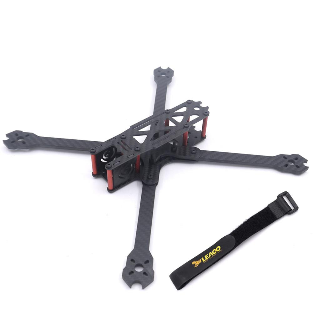 multi-rotor-parts QL7 V2 7 Inch 295mm Wheelbase 4mm Arm Thickness 3K Carbon Fiber Freestyle Frame Kit for RC Drone RC1342189 6
