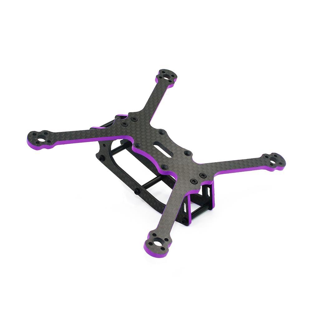 multi-rotor-parts XPKRC X3 135mm 3K Full Carbon Fiber FPV Racing Frame Kit For RC Drone RC1344555 3