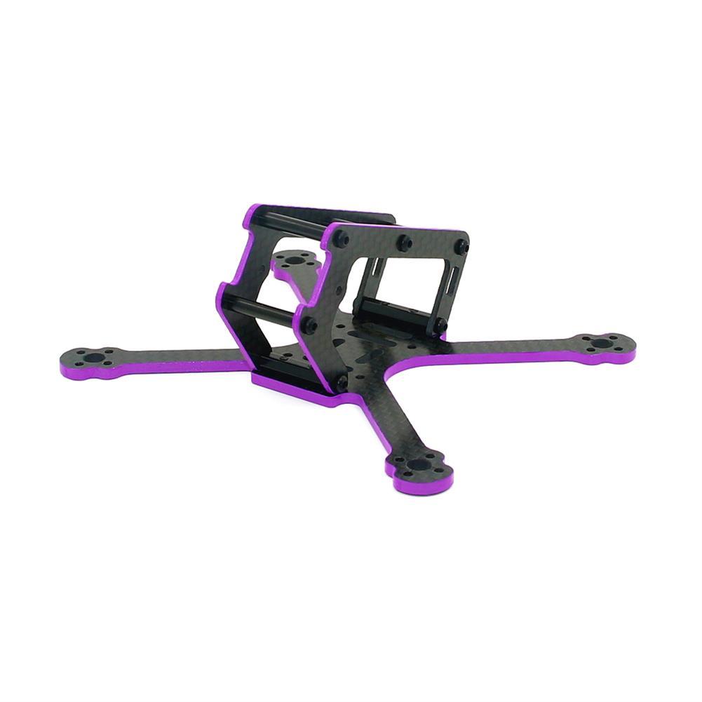 multi-rotor-parts SPC Maker 115R 115mm 3K Full Carbon Fiber FPV Racing Frame Kit For RC Drone RC1344564