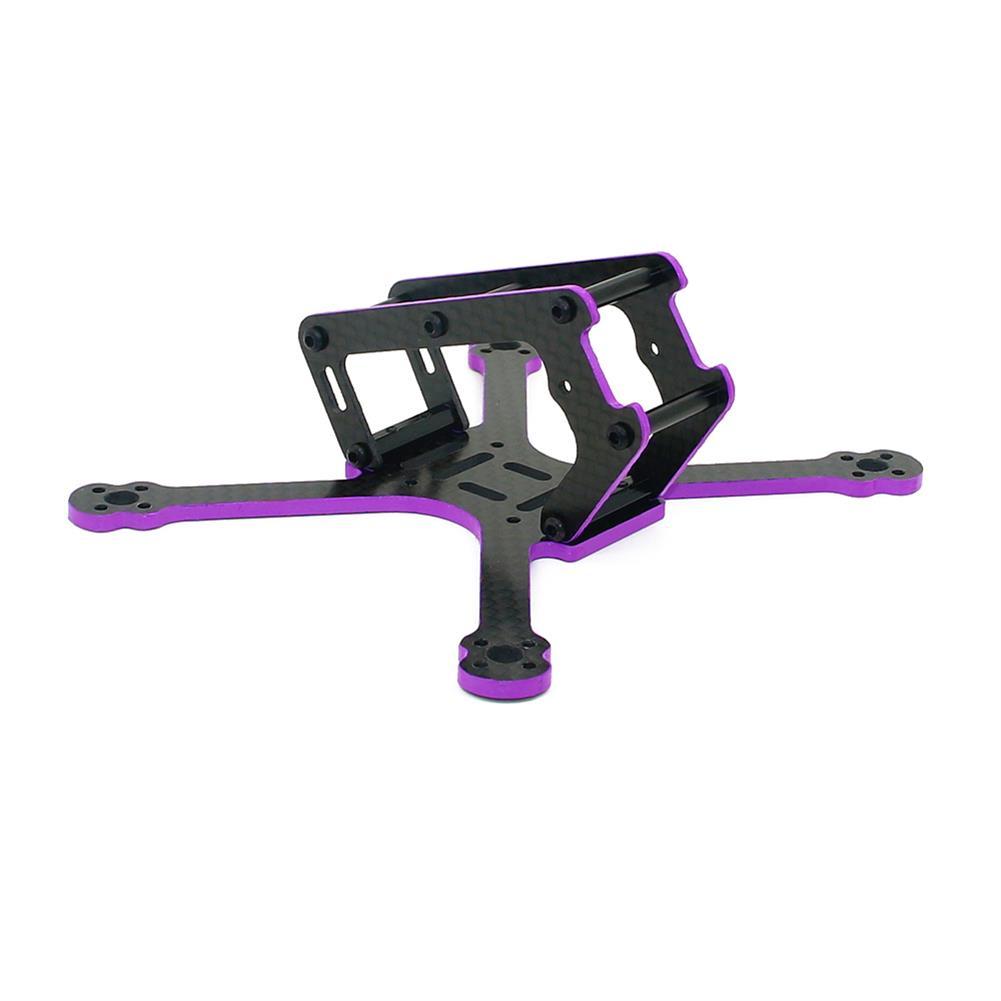multi-rotor-parts SPC Maker 115R 115mm 3K Full Carbon Fiber FPV Racing Frame Kit For RC Drone RC1344564 1