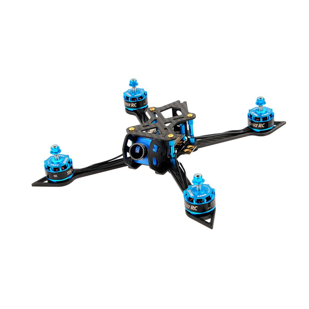 multi-rotor-parts TINSLY-X60 248mm Wheelbase 6 Inch Carbon Fiber Frame Kit 4mm Arm for RC Drone FPV Racing RC1345517
