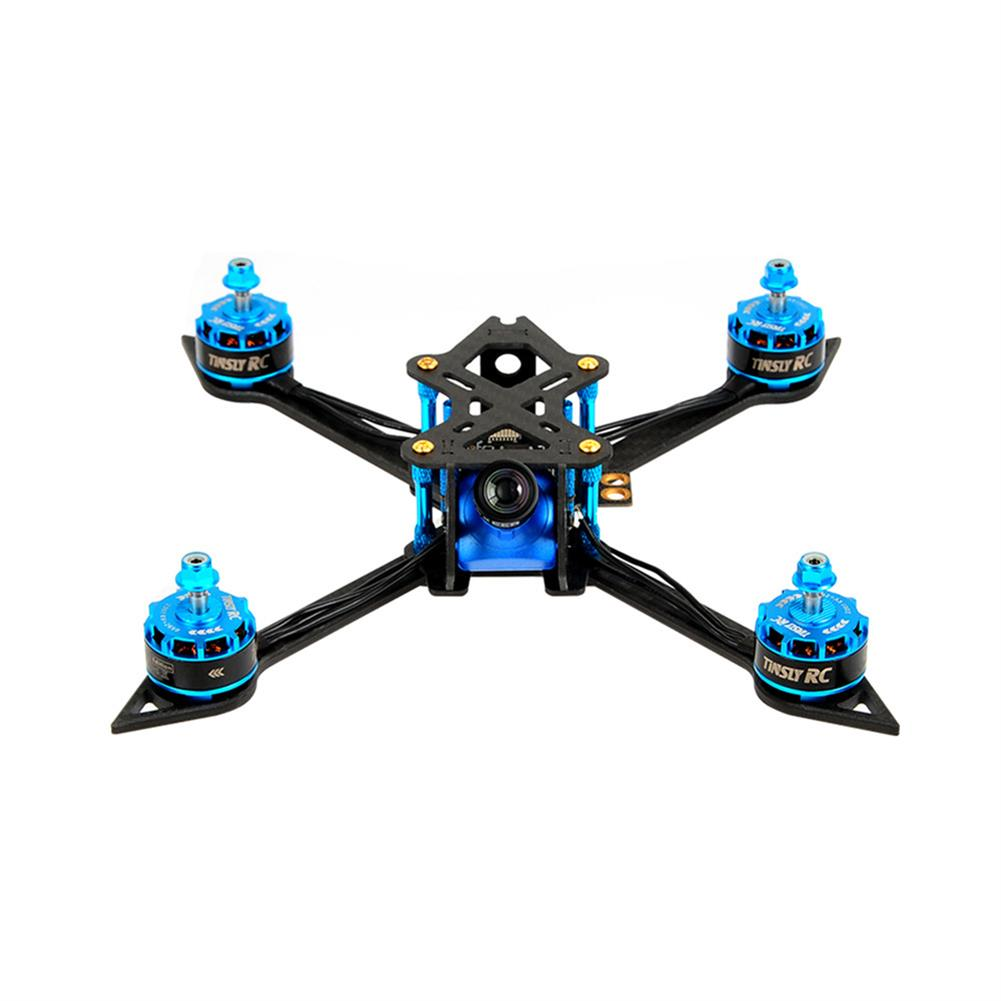 multi-rotor-parts TINSLY-X60 248mm Wheelbase 6 Inch Carbon Fiber Frame Kit 4mm Arm for RC Drone FPV Racing RC1345517 2