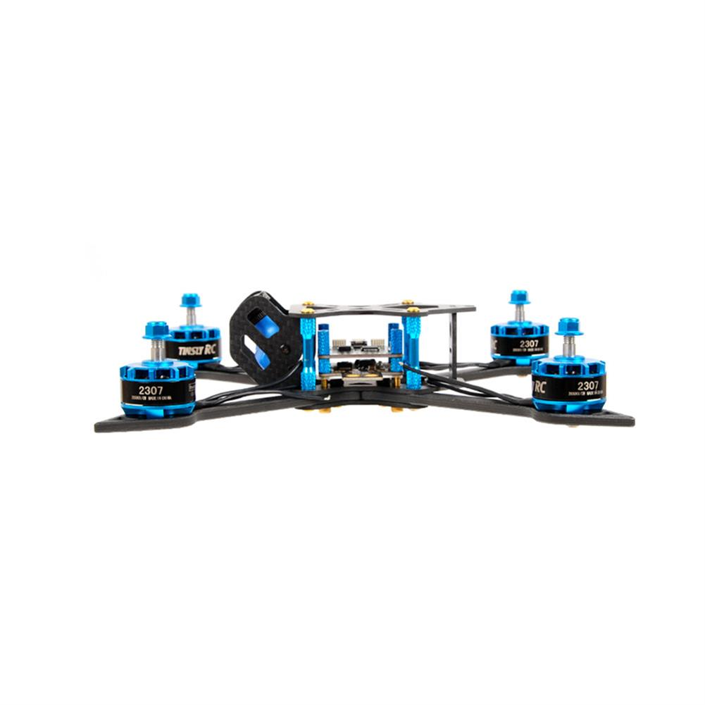 multi-rotor-parts TINSLY-X60 248mm Wheelbase 6 Inch Carbon Fiber Frame Kit 4mm Arm for RC Drone FPV Racing RC1345517 3