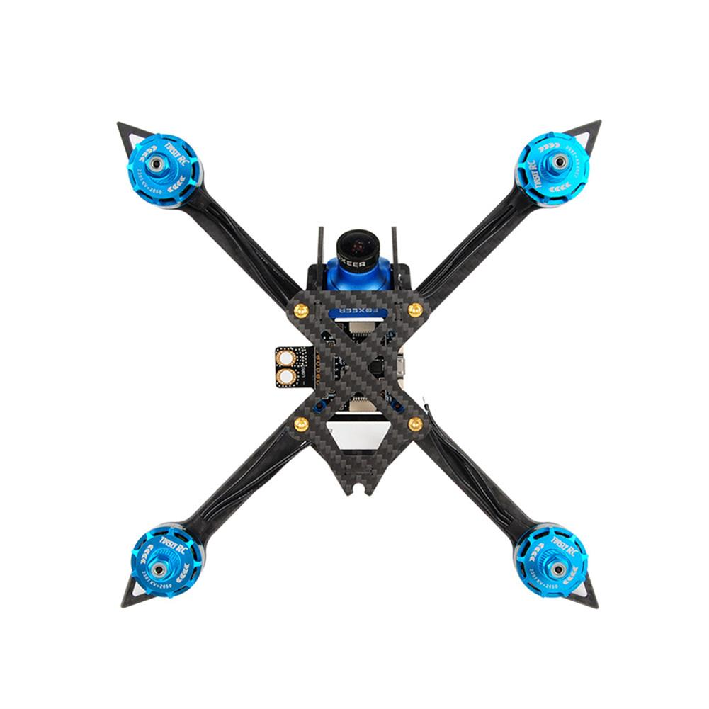 multi-rotor-parts TINSLY-X60 248mm Wheelbase 6 Inch Carbon Fiber Frame Kit 4mm Arm for RC Drone FPV Racing RC1345517 5
