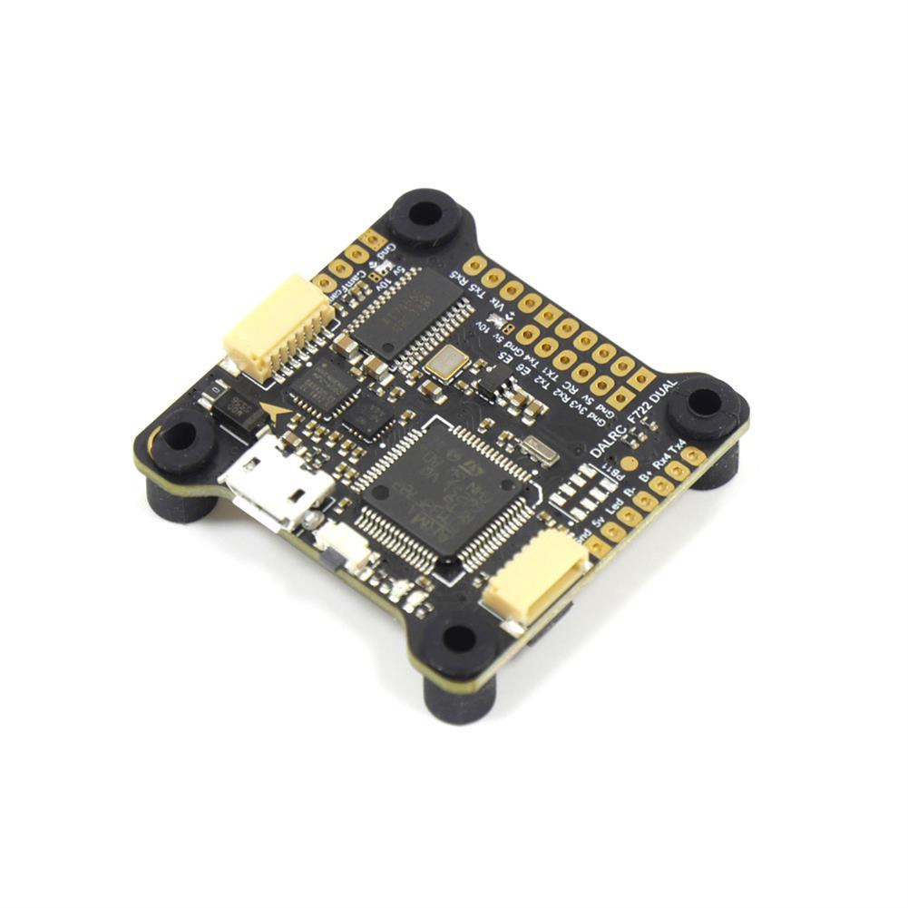 multi-rotor-parts DALRC F722 DUAL STM32F722RGT6 F7 Flight Controller MPU6000 and ICM20602 Built-in OSD for RC Drone RC1346923