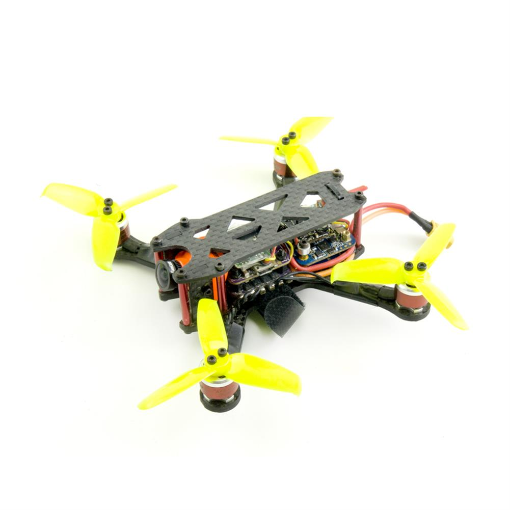 multi-rotor-parts STP Split ZH-125 125mm H Type Carbon Fiber Micro FPV Racing Frame Kit For RC Drone RC1347492 4