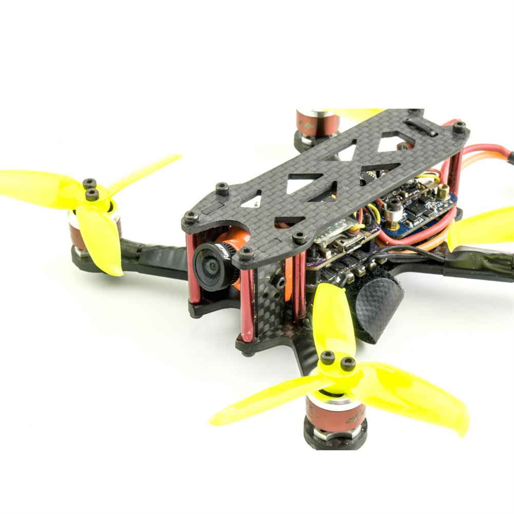 multi-rotor-parts STP Split ZH-125 125mm H Type Carbon Fiber Micro FPV Racing Frame Kit For RC Drone RC1347492 5