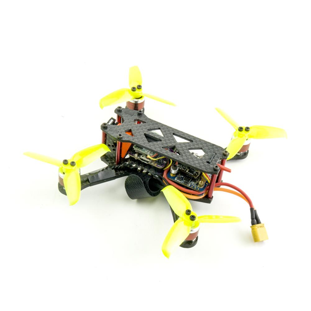 multi-rotor-parts STP Split ZH-125 125mm H Type Carbon Fiber Micro FPV Racing Frame Kit For RC Drone RC1347492 6