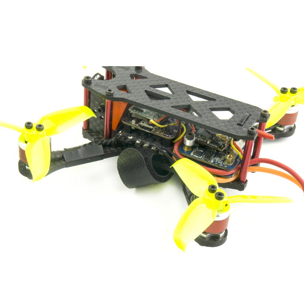 multi-rotor-parts STP Split ZH-125 125mm H Type Carbon Fiber Micro FPV Racing Frame Kit For RC Drone RC1347492 7