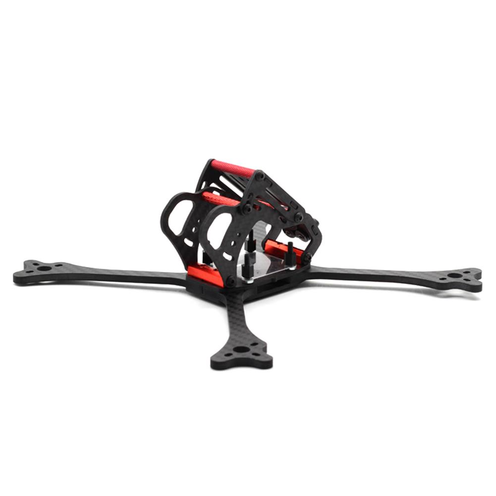 multi-rotor-parts HSKRC 215mm Normal X FPV Racing Frame Kit 4mm Arm Carbon Fiber For RC Drone RC1347494