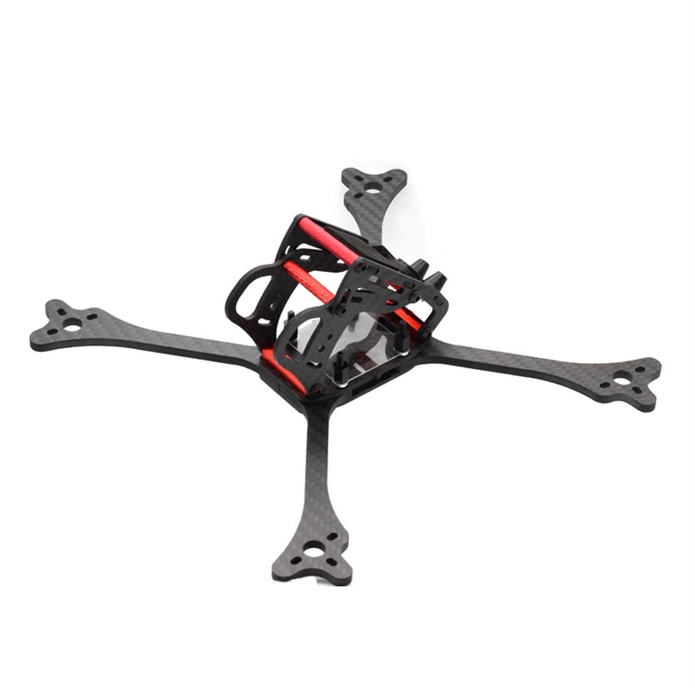 multi-rotor-parts HSKRC 215mm Normal X FPV Racing Frame Kit 4mm Arm Carbon Fiber For RC Drone RC1347494 1