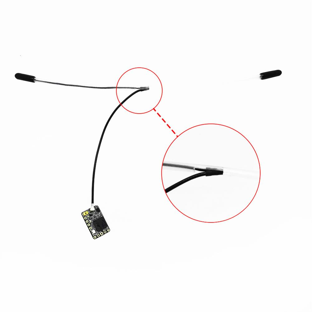 multi-rotor-parts 5 PCS 150mm IPEX Receiver Antenna Protective Tube for Frsky X4RSB XM Receiver RC1348188 1