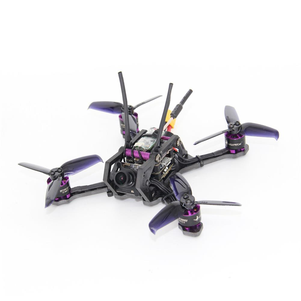 multi-rotor-parts HGLRC HORNET 120mm FPV Racing Drone BNF Compatible FrSky XM+ Omnibus F4 OSD 13A Blheli_S ESC AURORA HD 2000TVL FPV Camera RC1349908