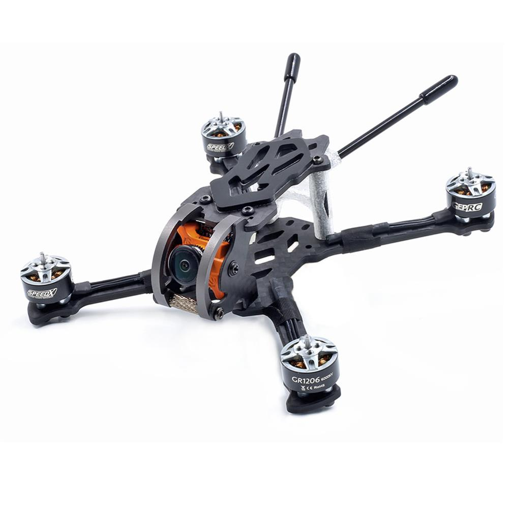 multi-rotor-parts GEPRC GEP-PX3 3 Inch 140mm Wheelbase 3mm Arm 3K Carbon Fiber Frame Kit for RC Drone FPV Racing RC1354263