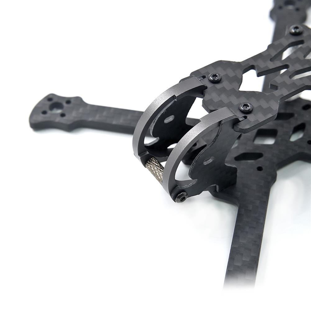 multi-rotor-parts GEPRC GEP-PX3 3 Inch 140mm Wheelbase 3mm Arm 3K Carbon Fiber Frame Kit for RC Drone FPV Racing RC1354263 2