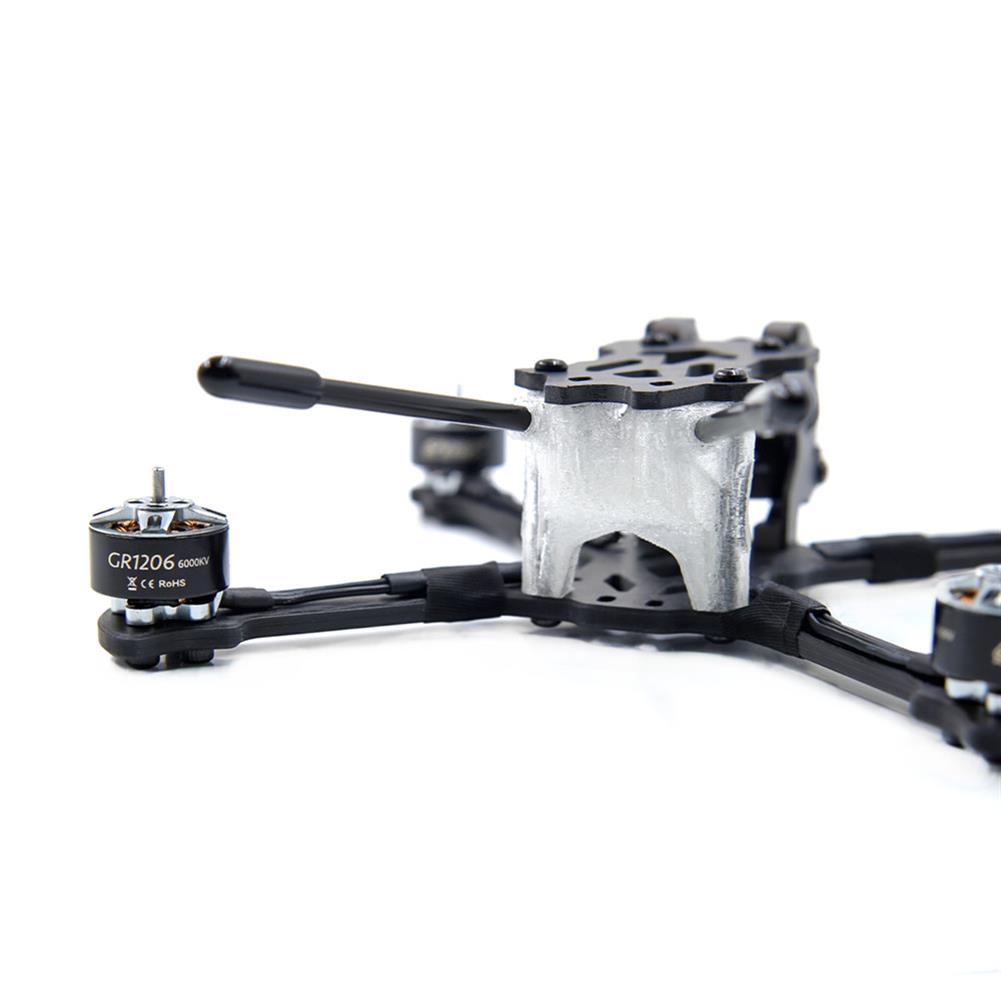 multi-rotor-parts GEPRC GEP-PX3 3 Inch 140mm Wheelbase 3mm Arm 3K Carbon Fiber Frame Kit for RC Drone FPV Racing RC1354263 5