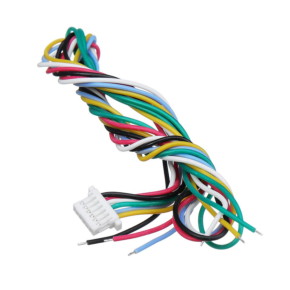 multi-rotor-parts JHE M8N GPS Module Built-in QMC5883 Compass for F3 F4 F7 INAV Flight Controller RC Drone RC1355962 7