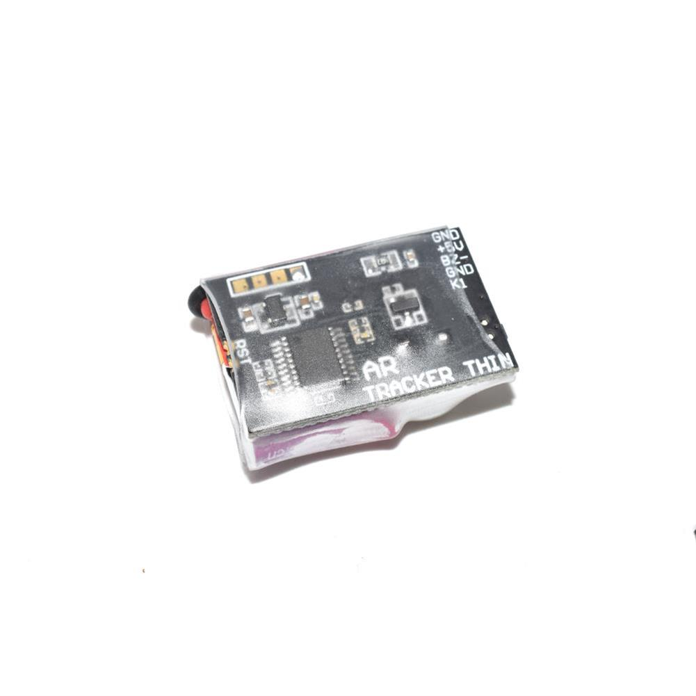 multi-rotor-parts AURORA AR TRACKER THIN Auto-Charge 100dB Beeper Buzzer Built-in Battery for RC Drone FPV Racing RC1358682 2