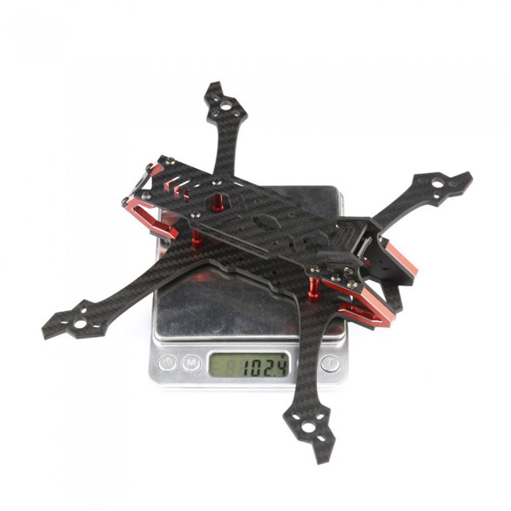 multi-rotor-parts iFlight Dragon Teeth V3 5 inch Freestle Frame Kit Arm 4mm for FPV Racing Drone RC1361606 4
