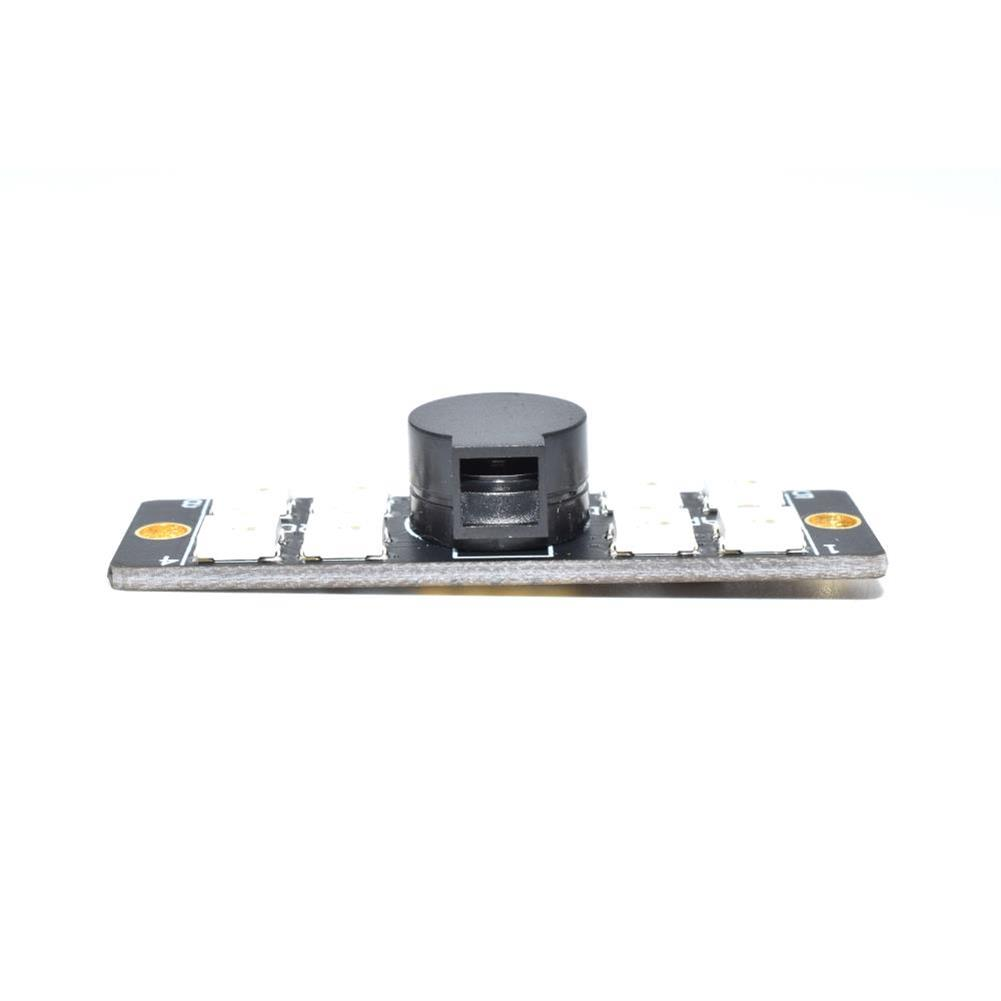 multi-rotor-parts AURORA 110DB8LED Multirotor Tailight 110DB Buzzer WS2812 LED Board for F3 F4 F7 Flight Controller RC1365151 3