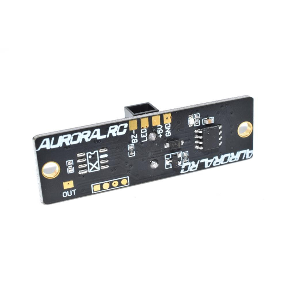multi-rotor-parts AURORA 110DB8LED Multirotor Tailight 110DB Buzzer WS2812 LED Board for F3 F4 F7 Flight Controller RC1365151 4