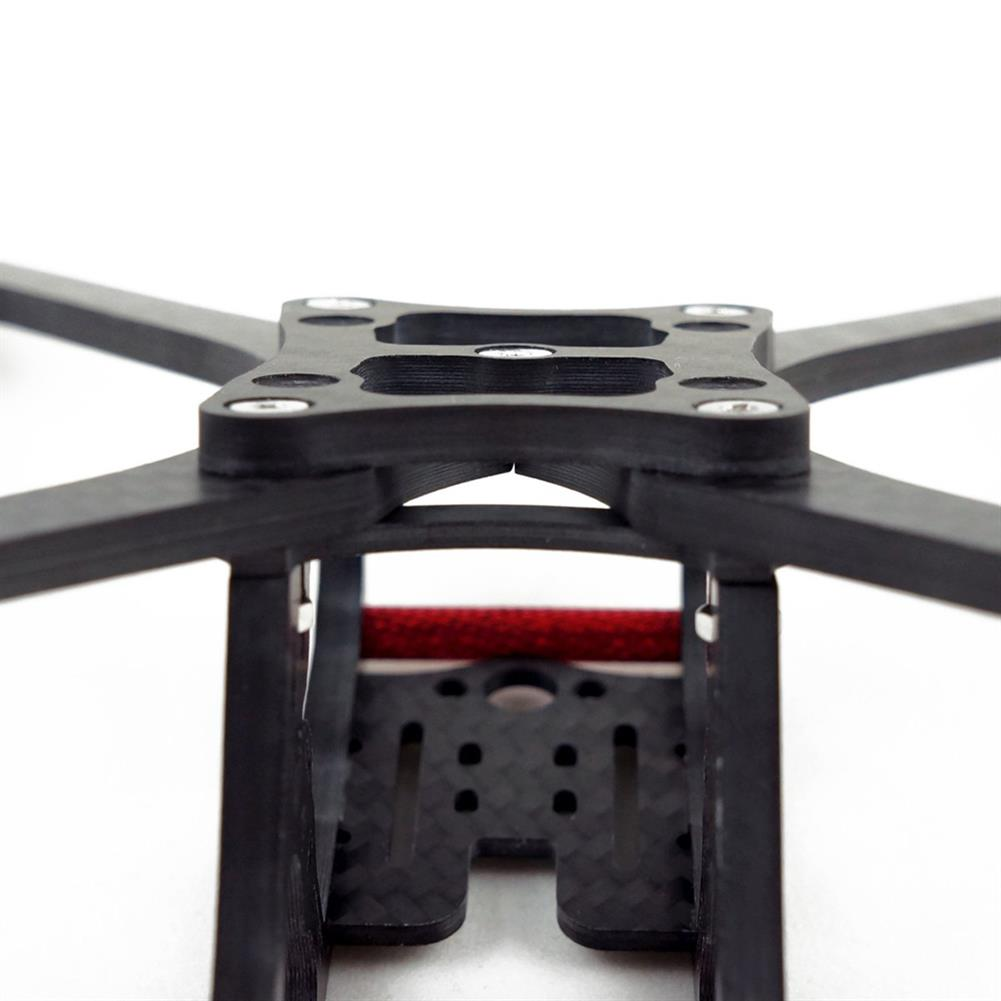 multi-rotor-parts HGLRC Mefisto 5 Inch 226mm Wheelbase 4mm Arm Long X FPV Racing Frame Kit (Designed by Rotorama) RC1365880 6