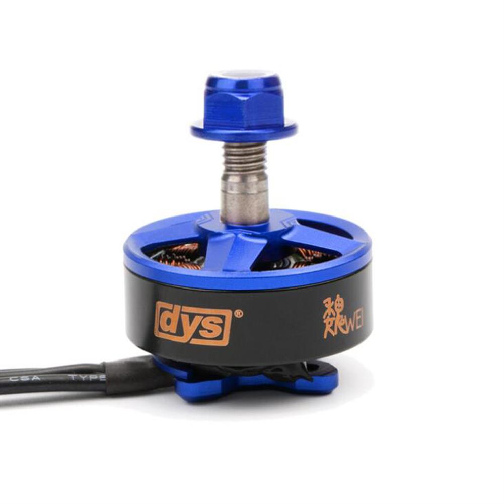 multi-rotor-parts DYS Samguk Series Wei 2207 1750KV 4-6S Brushless Motor for RC Drone FPV Racing Multi Rotor RC1365882