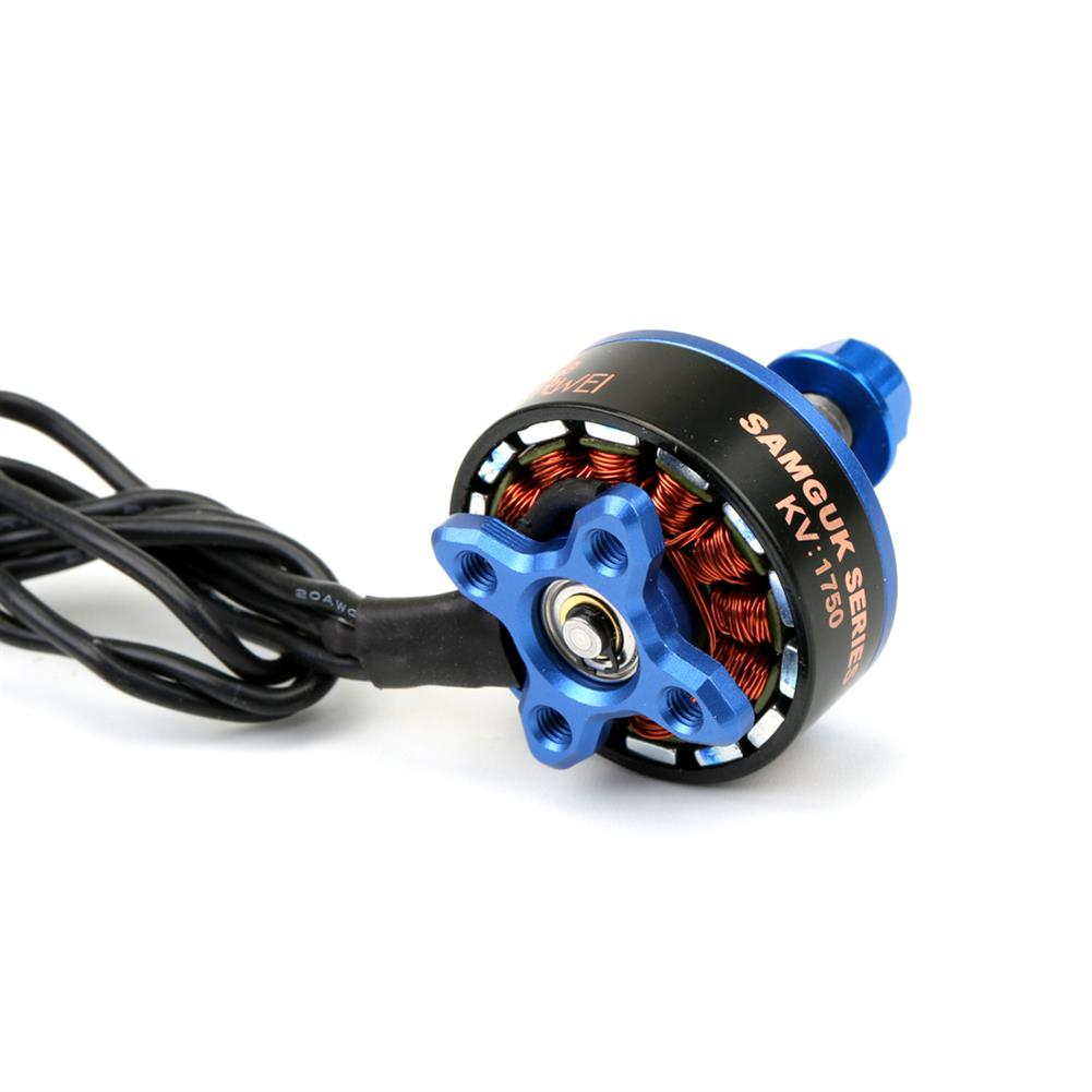 multi-rotor-parts DYS Samguk Series Wei 2207 1750KV 4-6S Brushless Motor for RC Drone FPV Racing Multi Rotor RC1365882 3