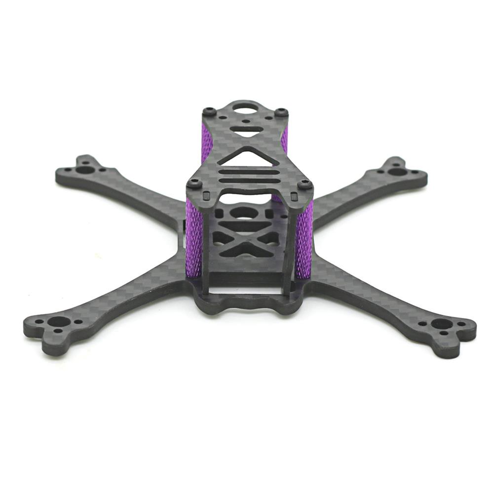 multi-rotor-parts Skystars Bolt X120 120mm Wheelbase 3mm Arm Carbon Fiber Frame Kit for RC Drone FPV Racing RC1366579