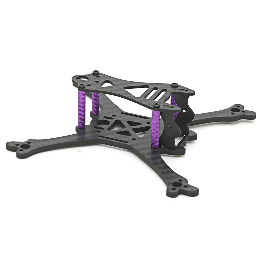 multi-rotor-parts Skystars Bolt X120 120mm Wheelbase 3mm Arm Carbon Fiber Frame Kit for RC Drone FPV Racing RC1366579 1