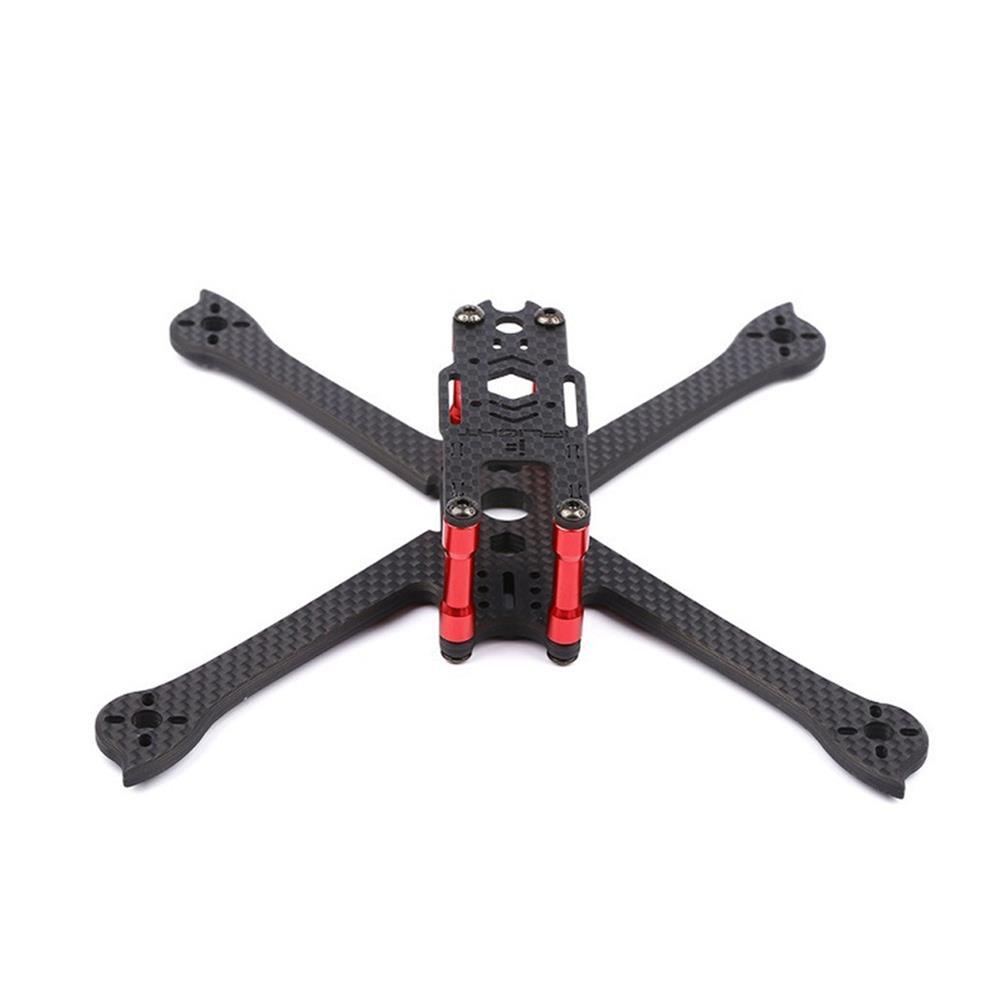 multi-rotor-parts IFlight iX4 Lite V3 164mm Wheelbase 4mm Arm 4 Inch Carbon Fiber Frame Kit for RC Drone FPV Racing RC1368185