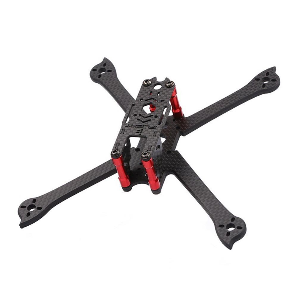 multi-rotor-parts IFlight iX4 Lite V3 164mm Wheelbase 4mm Arm 4 Inch Carbon Fiber Frame Kit for RC Drone FPV Racing RC1368185 1