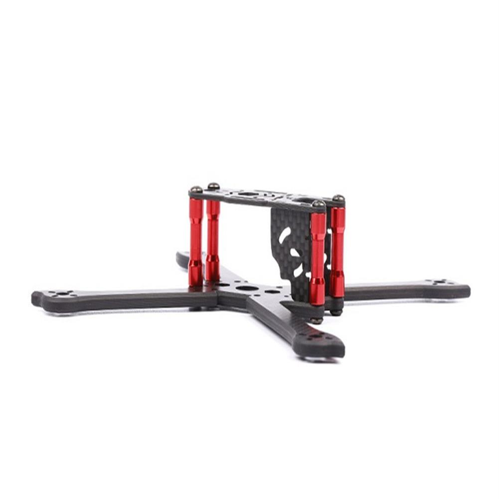 multi-rotor-parts IFlight iX4 Lite V3 164mm Wheelbase 4mm Arm 4 Inch Carbon Fiber Frame Kit for RC Drone FPV Racing RC1368185 2